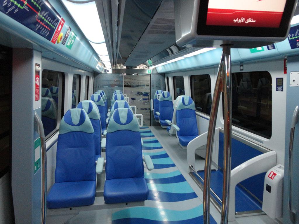 Dubai Metro Gold Section