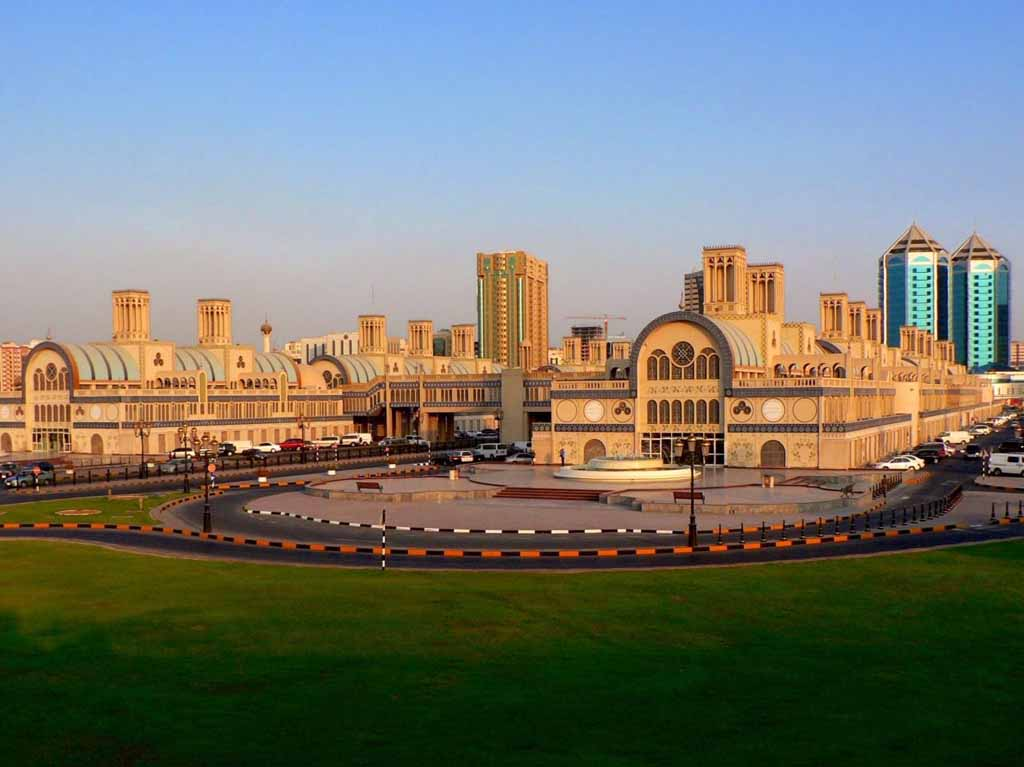Sharjah Gold Souq