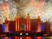 New Year Celebration at Atlantis Hotel