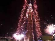 New Year Celebration at Burj Khalifa